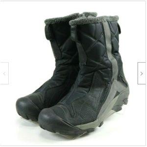 Keen Dry Women's Winter Boots Size 9 Black